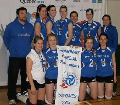 L'édition 2010-2011 s'est vu remporter l'or au championnat provincial