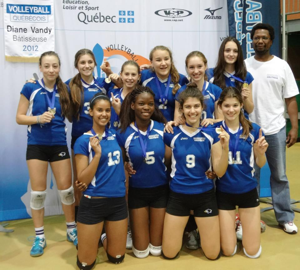 Celtique U15 Rouge